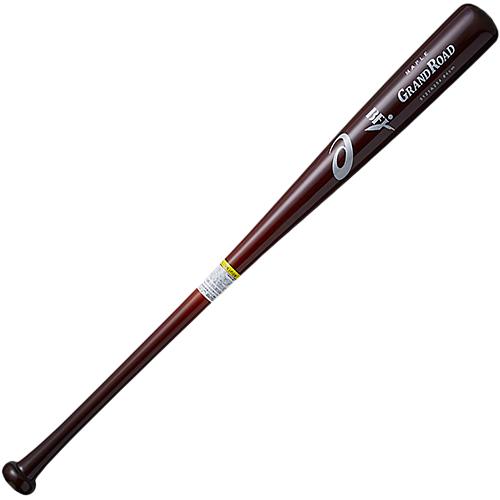 アシックス asics 硬式野球 木製バット GRAND ROAD グランドロード ブラウン 3121A254 201