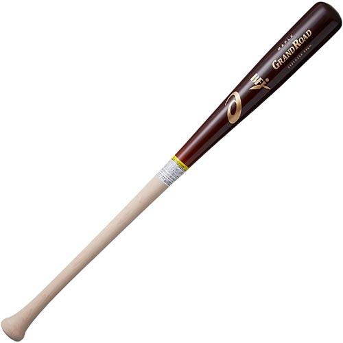 アシックス asics 野球 硬式メイプルバット グランドロード GRAND ROAD ブラウン/ナチュラル 3121A254 202