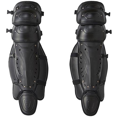 アシックス asics 野球用品 キャッチャー防具 ゴールドステージ 硬式用 レガーズ ブラック BPL160 90