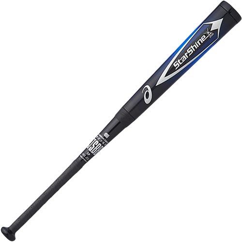 アシックス asics 野球 ジュニア 軟式Fバット スターシャイン2nd STAR SHINE 2nd 78cm ブラック/ロイヤル 3124A030 キッズ