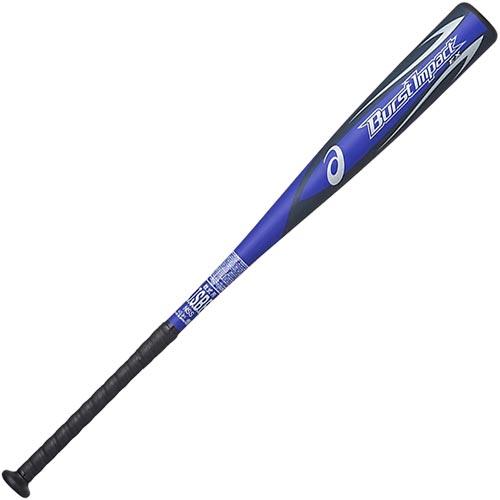 アシックス asics 野球 軟式Cバット バーストインパクトEX BURST IMPACT EX 84cm ロイヤルブルー/ホワイト BB4035