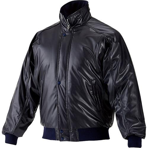 アシックス asics メンズ レディース 野球ウェア グラウンドコート ブラック×ブラック×カーボン BAG001 9090