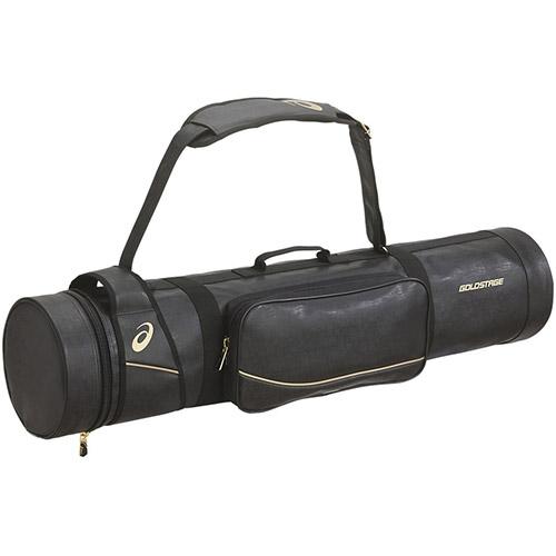 アシックス asics 野球 ゴールドステージ バットケース 6本用 ブラック BEB160 90