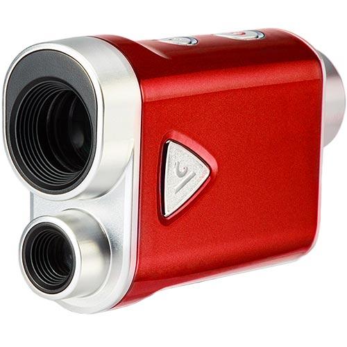 ボイスキャディ Voice Caddie ゴルフ 距離測定器 コンパクト・レーザー CL バーガンディレッド