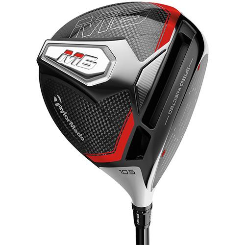 テーラーメイド TaylorMade メンズ ゴルフクラブ M6 ドライバー Speeder661 EVOLUTION-V カーボンシャフト装着 9° Sフレックス U3211609