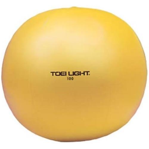 【特殊送料】トーエイライト TOEI LIGHT カラー大玉普及タイプ100cm 黄 B-3275Y