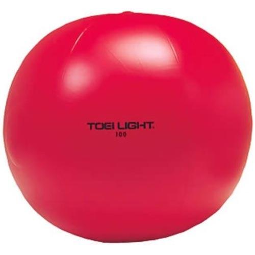 【特殊送料】トーエイライト TOEI LIGHT カラー大玉普及タイプ100cm 赤 B-3275R