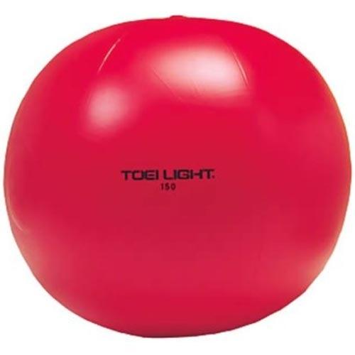 【特殊送料】トーエイライト TOEI LIGHT カラー大玉普及タイプ150cm 赤 B-3465R