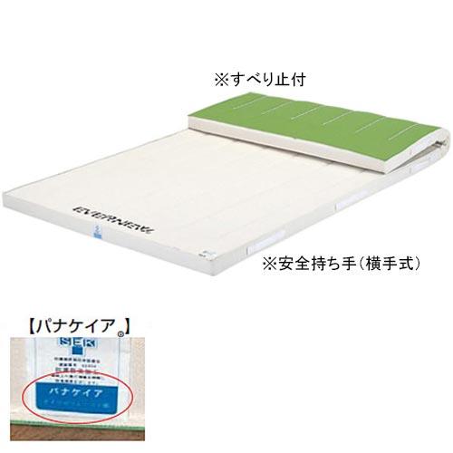 【受注生産品】エバニュー EVERNEW 抗菌すべり止付ミラスポンジマット120×240×6 EKM222