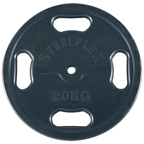 エバニュー EVERNEW 28φラバープレート 20kg 2枚1組 ETB120