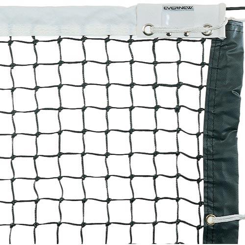 エバニュー EVERNEW 全天候硬式テニスネットT113 EKE588