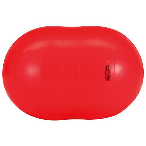 ギムニク ピーナッツボール バランスボール ジムボール 5☆好評 セール フィジオロール 安い ETB599 EVERNEW エバニュー 14%OFF