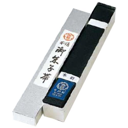 九櫻 クサクラ JGS本絹黒朱子帯 化粧箱入 5号 JGS5B