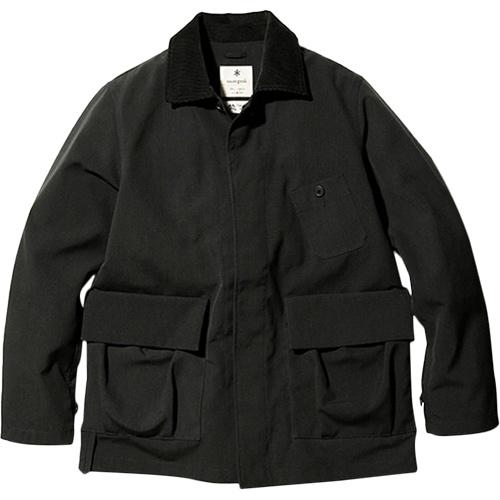 スノーピーク snowpeak メンズ レディース タキビ ジャケット TAKIBI Jacket ブラック JK-19AU107