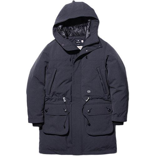 スノーピーク snowpeak メンズ レディース アウター タキビダウンジャケット TAKIBI ブラック JK-18AU011