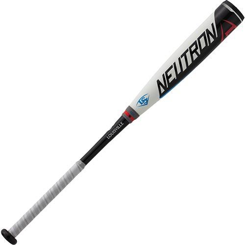 ルイスビルスラッガー Louisville Slugger 野球 バット ニュートロン 少年軟式用 セミトップバランス ホワイト/ブラック WTLJJR19N ジュニア