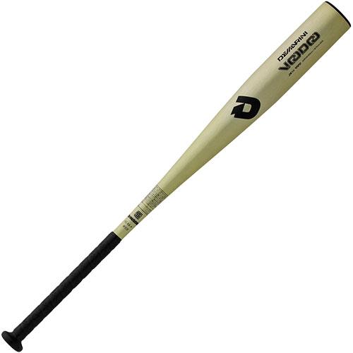 ディマリニ DeMARINI 野球 金属バット ヴードゥ 一般硬式用 ミドルバランス ライムゴールド WTDXJHRVM