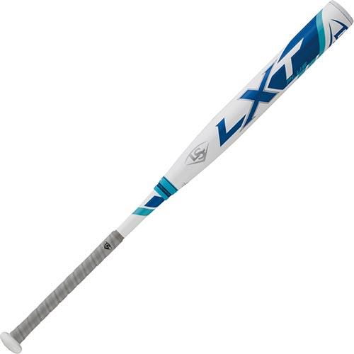 ルイスビルスラッガー Louisville Slugger LXT PLUS ソフトボール用 革・ゴム3号 セミトップバランス 720g ホワイト 84cm WTLJKS18X