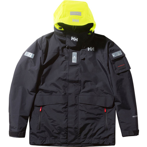 ヘリーハンセン HELLY HANSEN ジャケット メンズ オーシャン フレイ OCEAN FREY JACKET ブラック HH11990 K