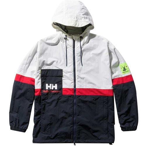 ヘリーハンセン HELLY HANSEN ジャケット メンズ フォーミュラージップインジップウィンド Formula ZIZ Wind Jacket ホワイト HH12030 W