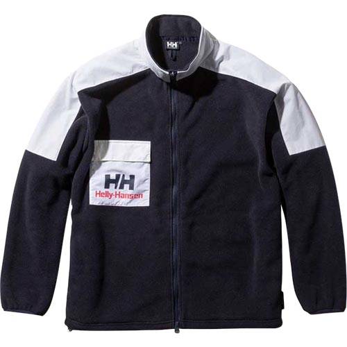 ヘリーハンセン HELLY HANSEN ジャケット メンズ フォーミュラージップインジップ フリース Formula ZIZ Fleece Jacket ネイビー HH52031 N