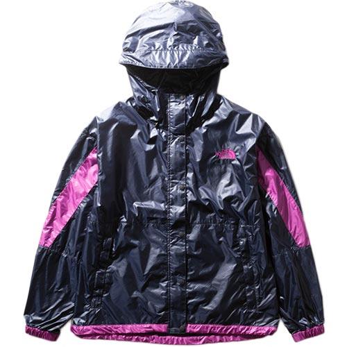 ノースフェイス THE NORTH FACE レディース ブライトサイドジャケット Bright Side Jacket アーバンネイビー NPW22033 UN