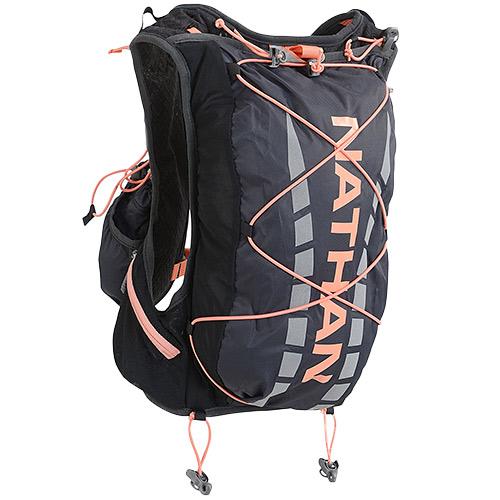 ネイサン NATHAN レディース ベイパーエアレス 7L Hydration VaporAiress 7L BLK/FUSION C NS4527X 0428