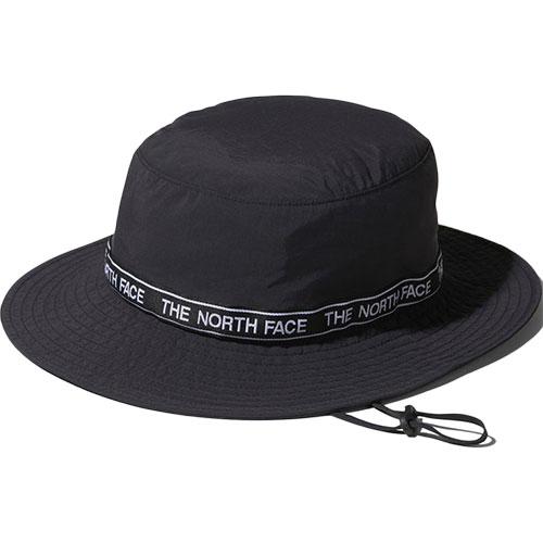 2020春夏モデル アウトドア ハット 帽子 UVケア ノースフェイス THE NORTH FACE K メンズ Letterd 当店一番人気 NN01911 レタードハット ブラック 今季も再入荷 レディース Hat