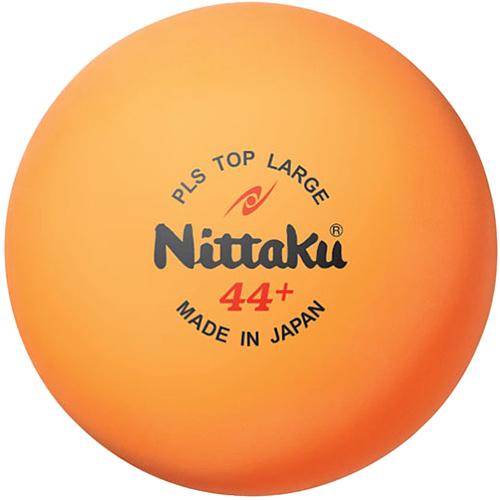 ニッタク Nittaku プラ トップラージボール120個入り NT NB1074