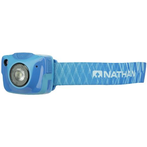 ナイトランニング ライト ウォーキング 登山 ヘッドライト ネイサン NATHAN ネブラファイア 5100NAB