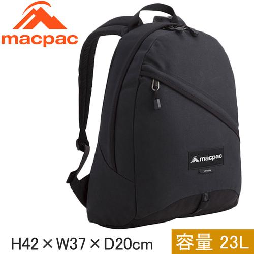 マックパック macpac バックパック ライトアルプ ブラック MM71704 K