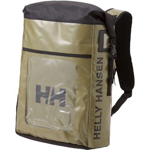ヘリーハンセン HELLY HANSEN MAP BAG マップバッグ GK/グリーンカーキ HY91726