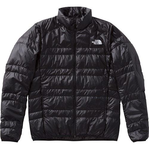 ノースフェイス THE NORTH FACE メンズ アウター ライトヒートジャケット Light Heat Jacket K/ブラック ND91701