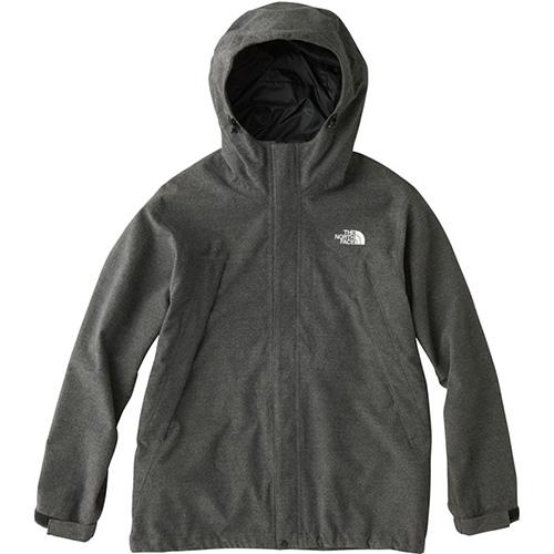 ノースフェイス THE NORTH FACE Novelty Scoop Jacket ノベルティスクープジャケット メンズ ZC/ミックスチャコール NP61645