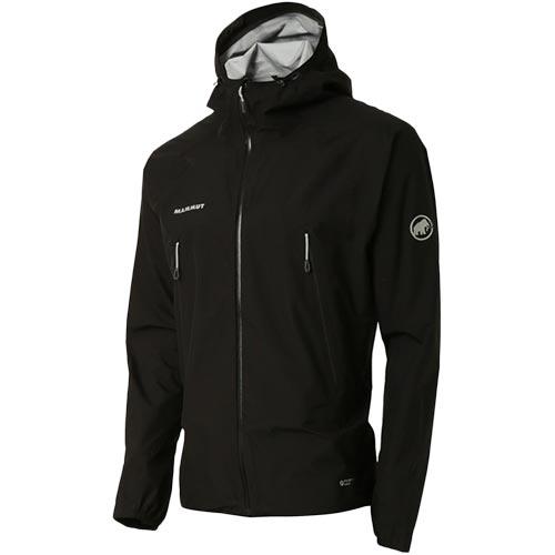 マムート MAMMUT メンズ レディース エアロスピードジャケット AEROSPEED Jacket Men 0001/black 1010-25311