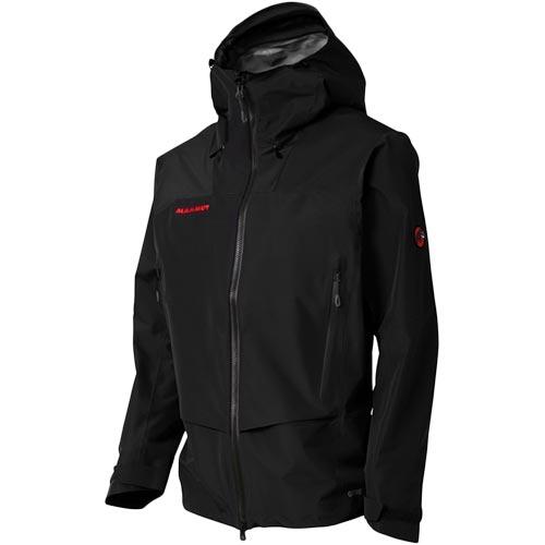 マムート MAMMUT メンズ レディース ジャケット アルパインガイドHSジャケット Alpine Guide HS Jacket 0001/black 1010-26570