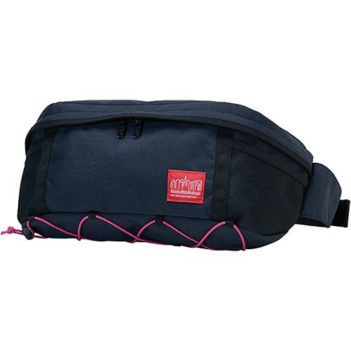 マンハッタンポーテージ Manhattan Portage ウエストポーチ フィクシーウエストバッグ Fixie Waist Bag バンジーシリーズ ダークネイビー MP1106BUNGEE