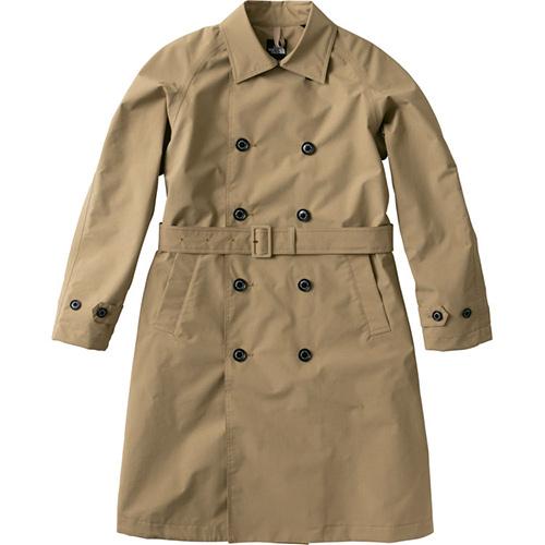 ノースフェイス THE NORTH FACE レディース アウター ボールド トレンチ コート Bold Trench Coat KT/ケルプタン NPW11861