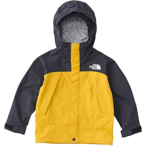 ノースフェイス THE NORTH FACE キッズ アウター ドットショット ジャケット Dotshot Jacket LK/レオパートイエロ×ブラック NPJ11804 男児 女児