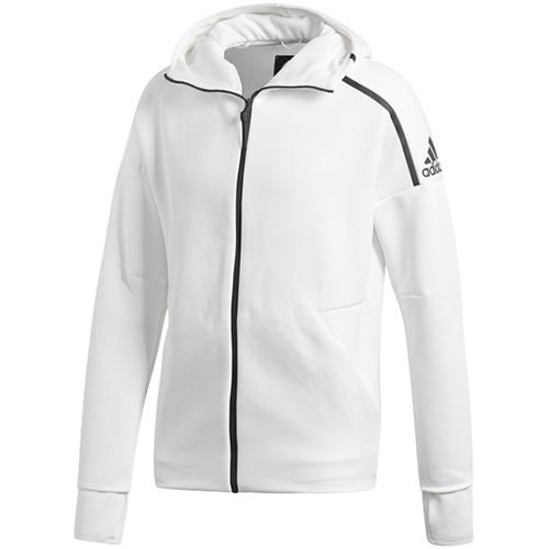 アディダス adidas メンズ M adidas Z.N.E. フーディー フィーチャリング ファストリリースジッパー ZNEヘザーホワイト EVT16 CY9903
