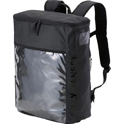 ヘリーハンセン HELLY HANSEN バックパック スクエアマップバッグ SQUARE MAP BAG K/ブラック HY91889