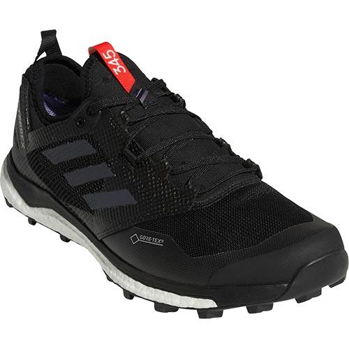 アディダス adidas メンズ トレイルランシューズ TERREX AGRAVIC XT GTX AQK20 AC7655 コアブラック/グレーファイブ/ハイレゾレッド