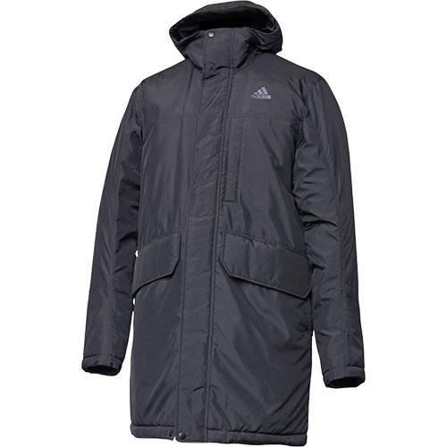 アディダス adidas メンズ ウインタージャケット LIGHT INSULATION COAT EYU99 CZ0624 ブラック