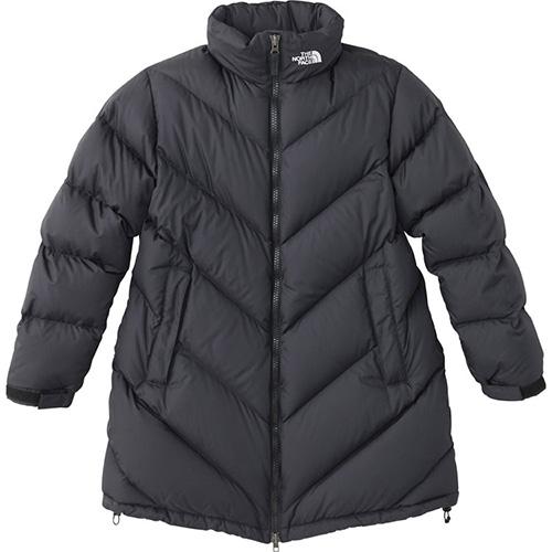 ノースフェイス THE NORTH FACE レディース アウター アッセントコート Ascent Coat ブラック NDW91831 K