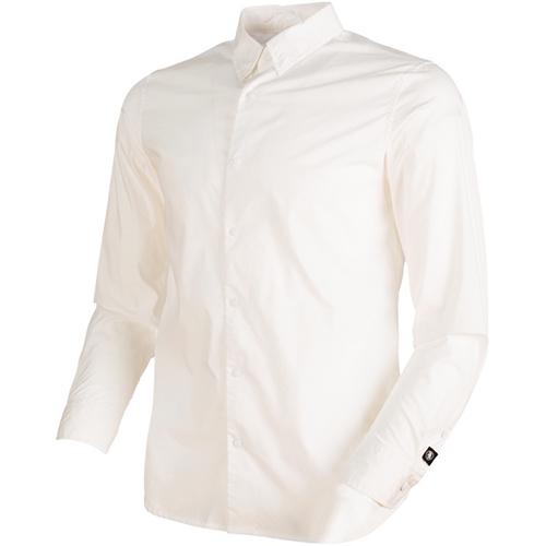 マムート MAMMUT メンズ トップス チョーク シャツ ホワイト 1015-00200 0243
