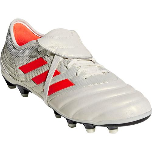 アディダス adidas メンズ サッカーシューズ コパ 19.2-ジャパン HG/AG オフホワイト/ソーラーレッド/コアブラック DBK73 F97322