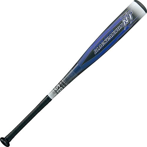ゼット ZETT 野球 少年軟式バット ブラックキャノンNT ブラック 76cm BCT71976 1900 ジュニア