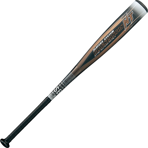 ゼット ZETT 野球 少年軟式バット ブラックキャノンNT ブラック 80cm BCT71980 1900 ジュニア