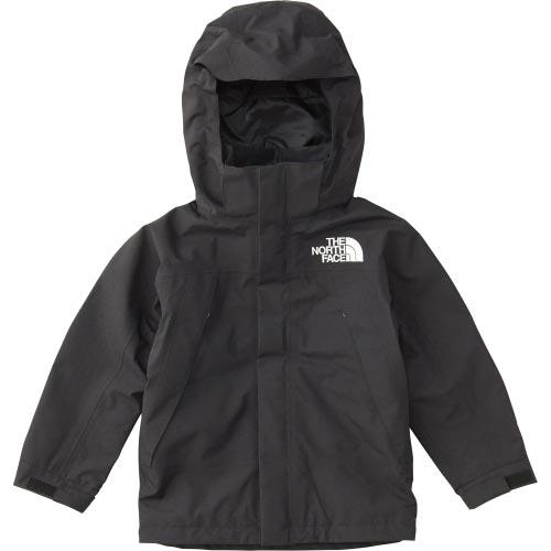 ノースフェイス THE NORTH FACE キッズ アウター マウンテンジャケット Mountain Jacket ブラック NPJ61805 K 男児 女児