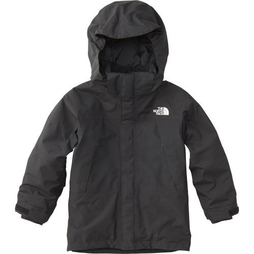 ノースフェイス THE NORTH FACE キッズ アウター マウンテンインサレーションジャケット Mountain Insulation Jacket ブラック NYJ81800 K 男児 女児